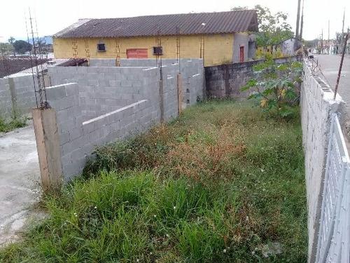 excelente terreno no jardim iemanjá em itanhaém - sp