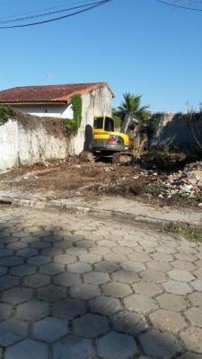 excelente terreno no jardim luizamar mirim em itanhaém!!!