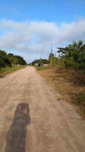 excelente terreno no jardim marambá 2, em itanhaém  ref 4459