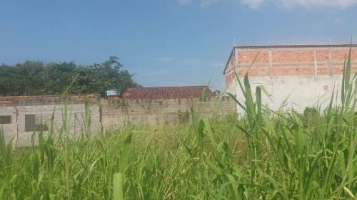 excelente terreno no jardim regina, em itanhaém - ref 3862