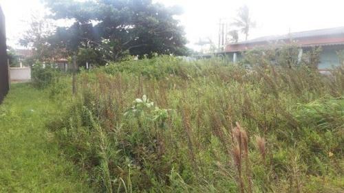 excelente terreno no jardim regina em itanhaém - sp