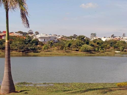 excelente terreno no lago da boa vista 859,74 m2 - te00595 - 4765564