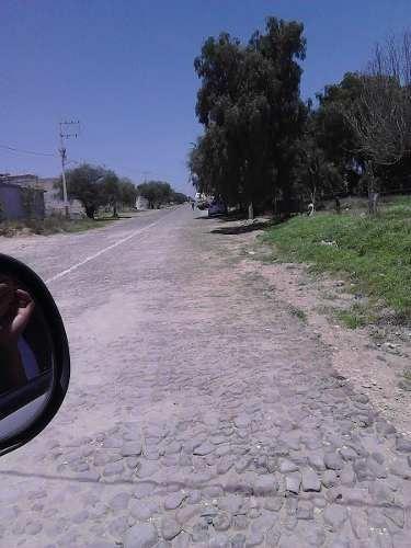 excelente terreno rustico de 1000m2 en venta en tequisquiapan !!