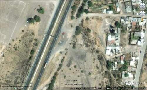 excelente terreno sobre la carretera 57 en el km36 ojo de agua sta rosa jauregui