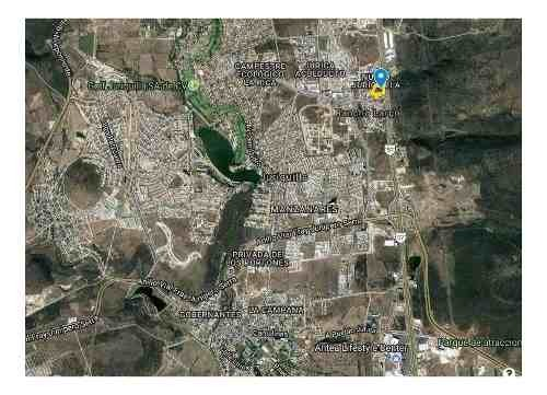 excelente terreno sobre paseo de la republica 11,970 m2, entrada a juriquilla