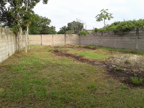 excelente terreno totalmente murado - ref 3078