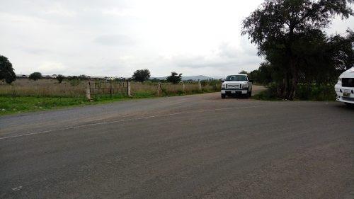 excelente terreno ubicado en el tejocote tequisquiapan a 17km del aeropuerto qro