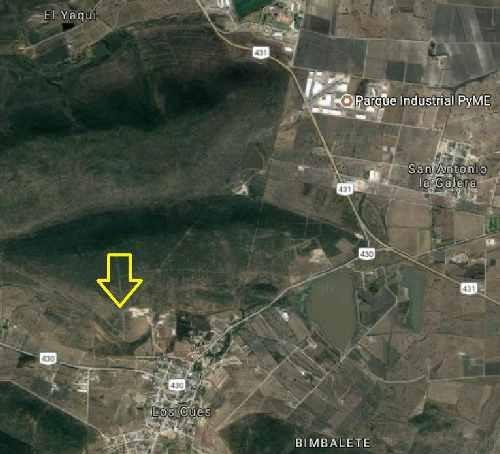 excelente terreno uso de suelo industrial los cues huimilpan