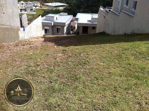 excelente terreno à venda no condomínio valville i em alphaville  santana de parnaíba - confira!!! - te0084