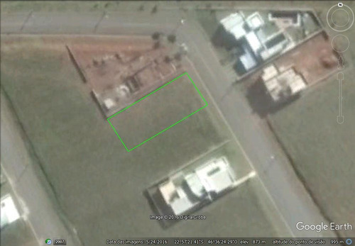 excelente terreno à venda no residencial terras de santa cruz - te2670