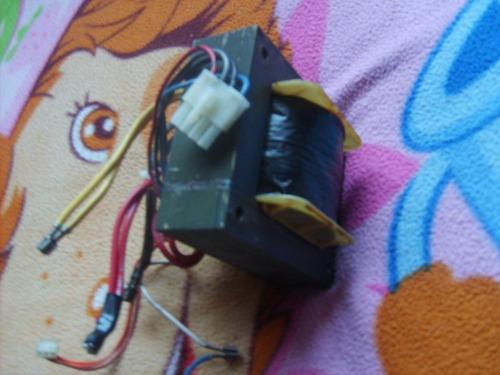 excelente transformador ve 120 60hz va 1050 tecnicos voltaje