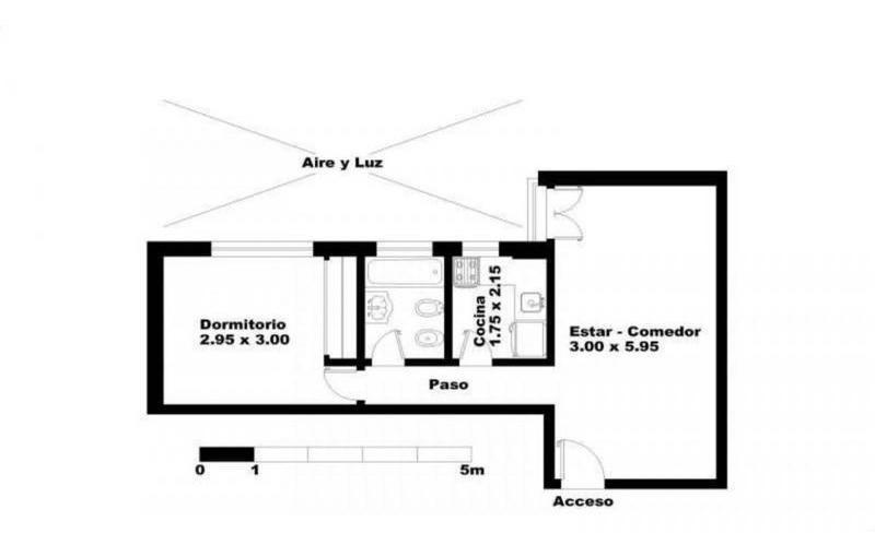 excelente ubicación!  ideal primera vivienda o inversión!apto profesional