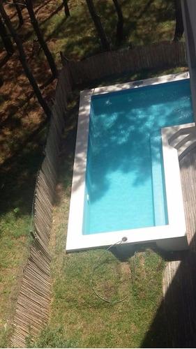 excelente vista 3 ambientes pinamar c/cochera /piscina / sum