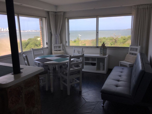 excelente vista al mar playa mansa 2 habitaciones - 5/6 pers
