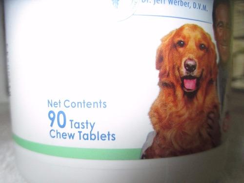 excelente vitaminas para perros - marca prosense