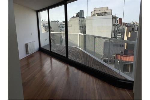 excelente y amplio 2 ambientes. diseño y calidad