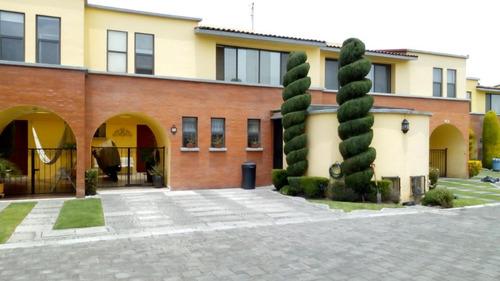 excelente y hermosa casa en sta. cecilia 2 metepec