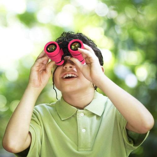 excelentes binoculares 6x30  regalo niño juguete