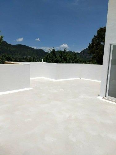 excelentes casas con roof garden