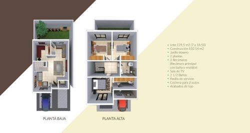 excelentes casas en venta en san isidro (mt)
