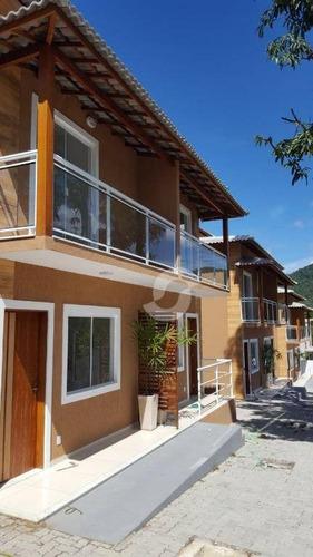 excelentes casas na melhor localização de inoã - ca1604