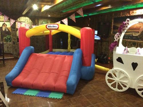 excelentes colchones castillos inflables fiestas inf 4 horas