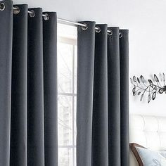 excelentes cortinas ojillos a la medida $149 x1 metro lineal