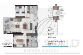 excelentes departamentos y villas en un lugar paradisíaco, totalmente equipados clave sai 03-dv-5975