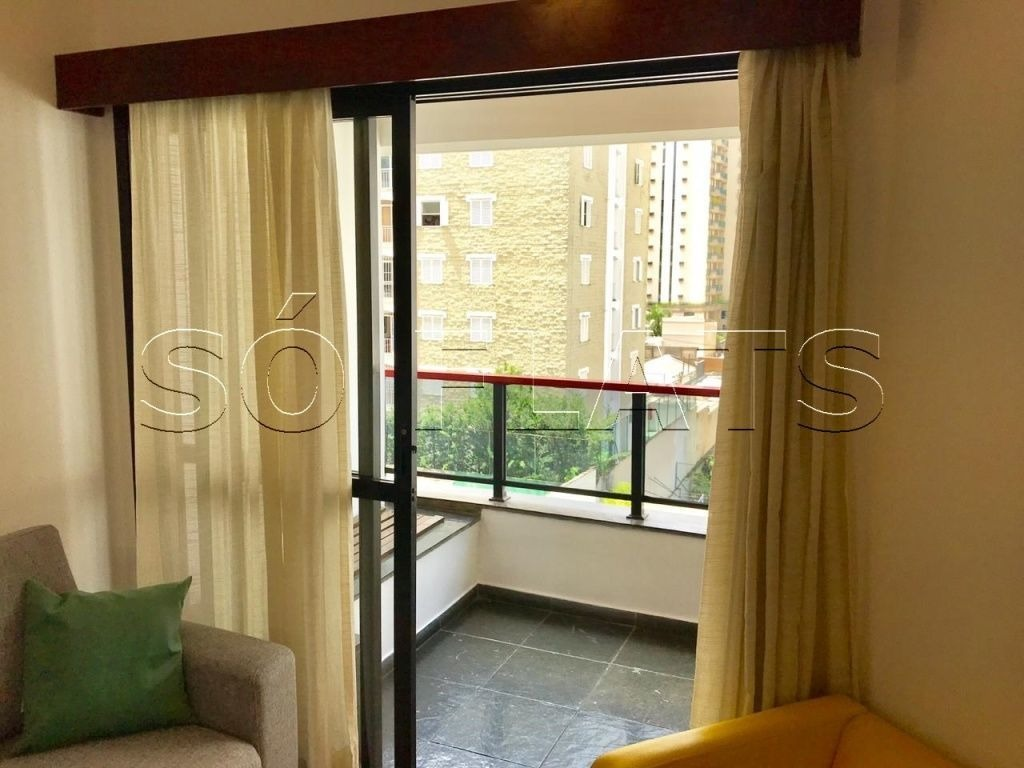 excelentes flats para locação, no coração do jardins, proximo a rebouças e hosp das clinicas - sf26216