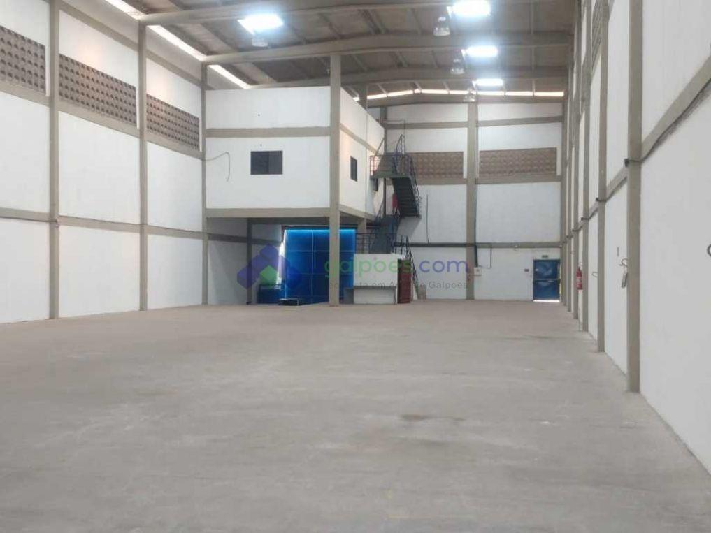 excelentes galpões com 800 m² e 1.000 m² - novos pé direito 10 metros - 182