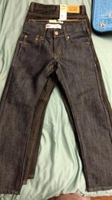 1ecebcefe Excelentes Jeans Levis De Niño Talle 7 Y 8. Traidos De Usa