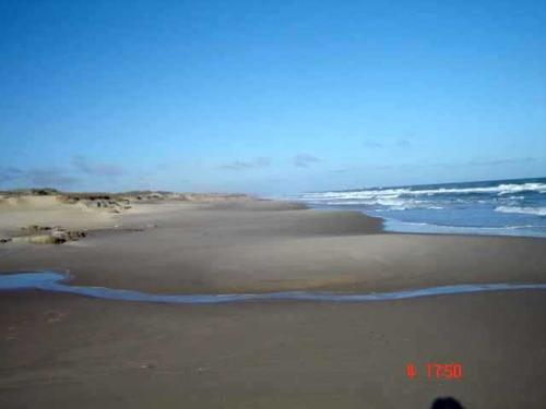 excelentes lotes a 4 km de cabo polonio, sobre mar,de 700 mt