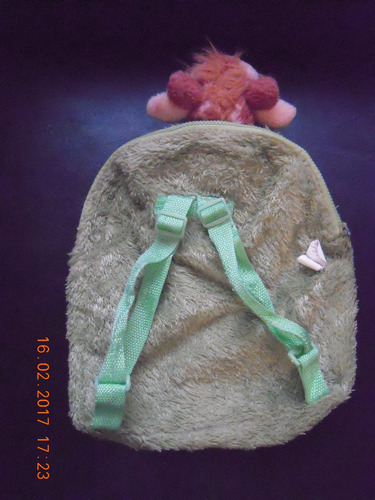 excelentes mochilas jardin jirafa(marca cheeky) bolso mickey