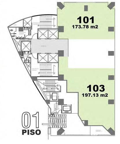 excelentes oficinas 100% acondicionadas