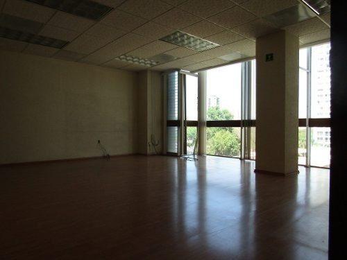 excelentes oficinas en edificio frente a glorieta colon y am