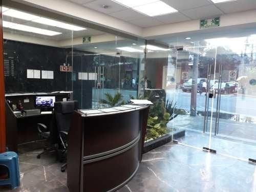 excelentes oficinas en la col. anzures