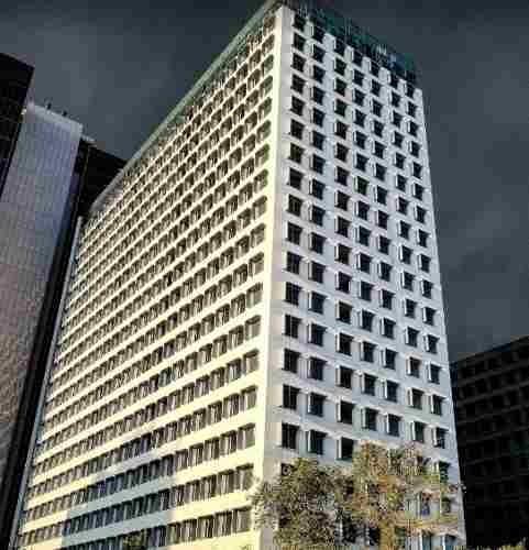 excelentes oficinas en renta de 1473 m2 en polanco