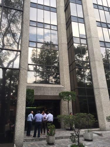 excelentes oficinas en renta de 570 m2. p12