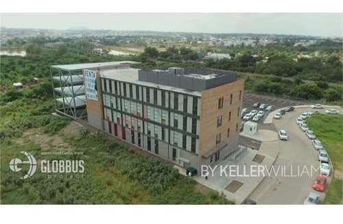 excelentes oficinas en renta, desarrollo urbano 3 ríos