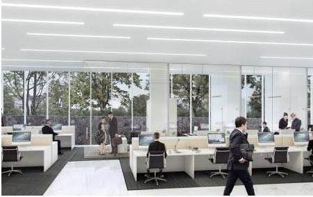excelentes oficinas en venta de 300 m2 en santa fé.