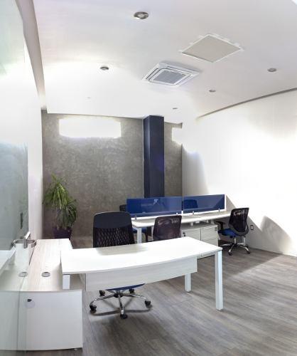 excelentes oficinas green wall providencia