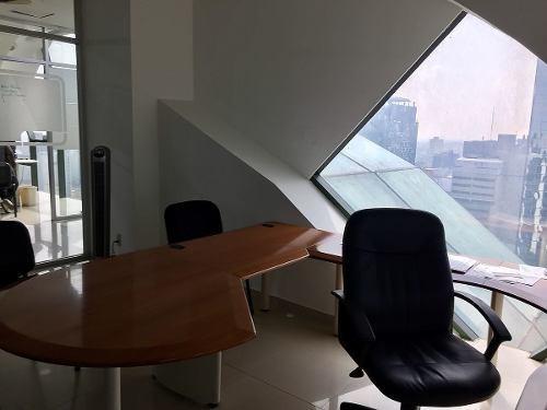 excelentes ph de oficinas en reforma, cerca de la diana mantenimiento incluido