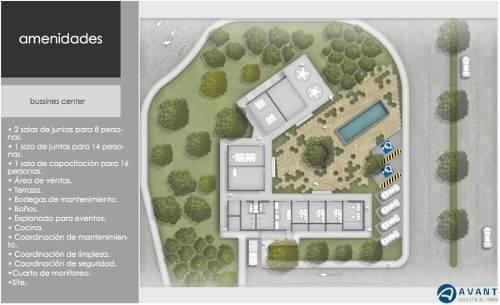 excelentes terrenos en parque industrial