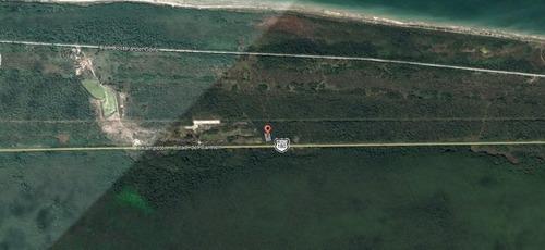 excelentes terrenos en venta en playa blanca, campeche