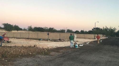 excelentes terrenos en venta en villas conkal, yucatán.