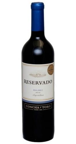 excelentes vinos concha y toro tintos, regalo ideal usd 12.0