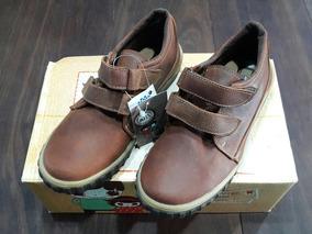 410beafe Zapato Escolar T Canadiense Marron - Zapatos en Mercado Libre Argentina