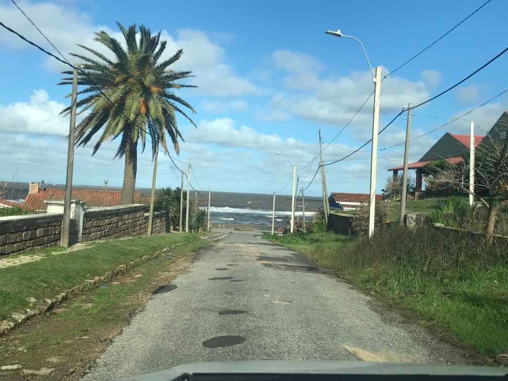 excellente oportunidad! terreno a 150m del mar en la tuna