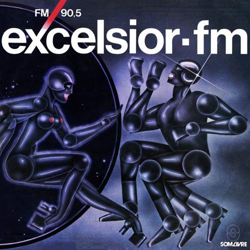 excelsior  fm 90,5   lp  coletanea  funk/disco/soul