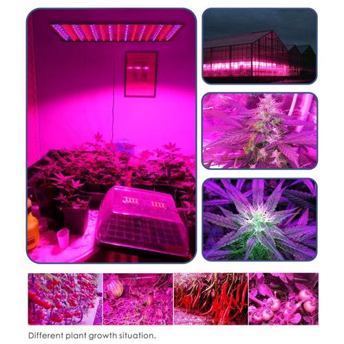 excelvan 45w 225 smd led hidropónico de plantas crecen la l